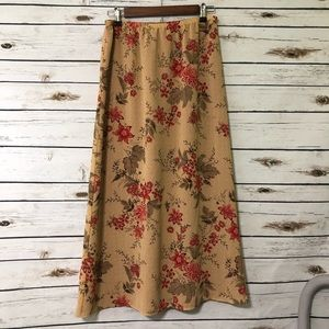 Emma James Reversible Maxi Skirt / 8